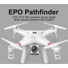 Pathfinder  2.4G EPO Quadcopter RTF Kit w/ HD Camera