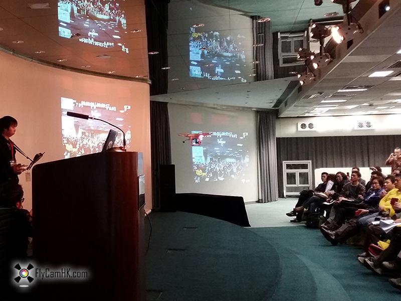 FlyCamHK Seminar 2014
